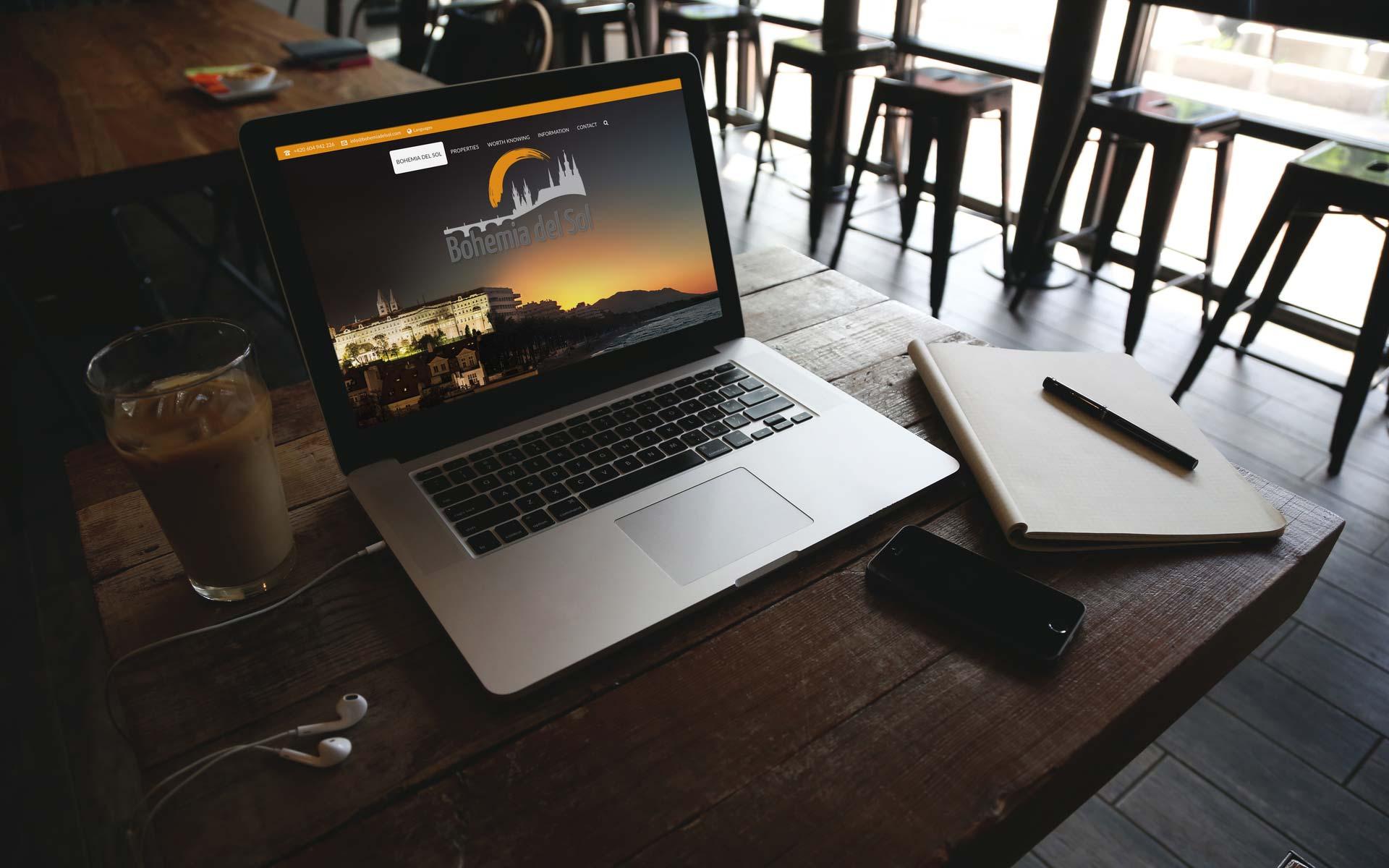 Referenz Webdesign | Bohemia del Sol