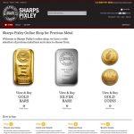 Sharps Pixley | Buy gold online