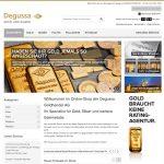 Degussa Gold-Shop auf Platz 12 der E-Commerce Händler