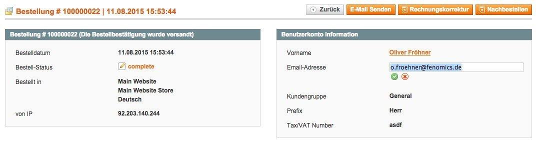 Kunden-Email-Adresse-aendern-Magento