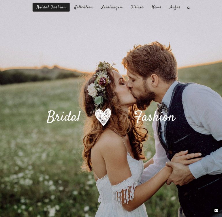 Bridal Fashion - Bridal Fashion - www.bridalfashion.de-