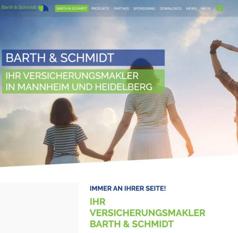 VERSICHERUNGSMAKLER - BARTH UND SCHMIDT - www.barth-schmidt.de